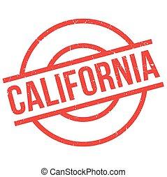 California rubber stamp