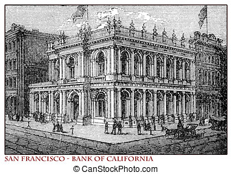 California, San Francisco Bank of California