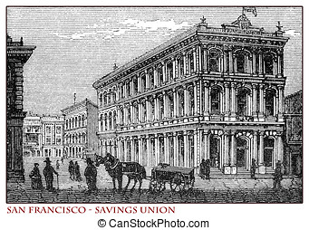 California, San Francisco Savings Union