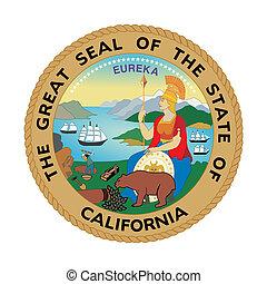 California state seal