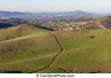 California Suburban Trails