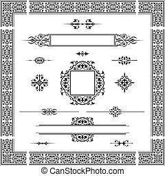 caligraphic, communie, 003, ontwerp