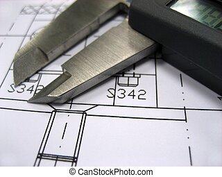 Caliper And Draft - caliper on the draft measurment ...
