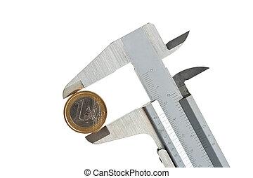 caliper with euro