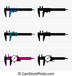 Calipers - Set of Calipers