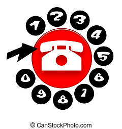 Call by phone