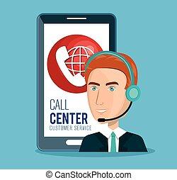 call center customer service