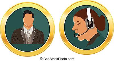 call center customer support