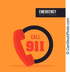 call center emergency service