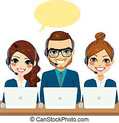 Call Center Operators - International call center service...