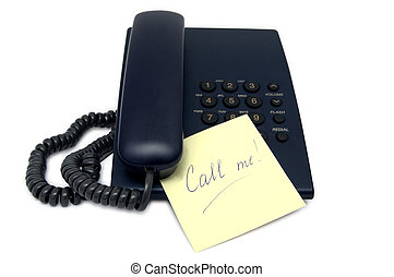 """""""call, me"""", memo-sticker"""