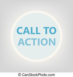 Call To Action concept