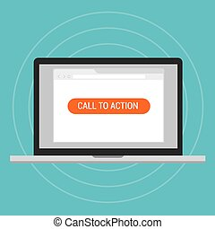 call to action landing page optimization effective layout...