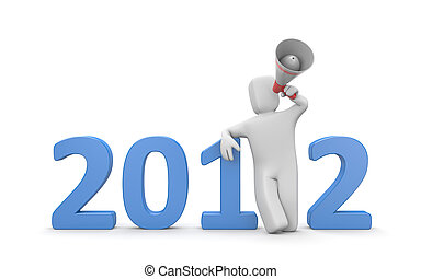 Call to New Year