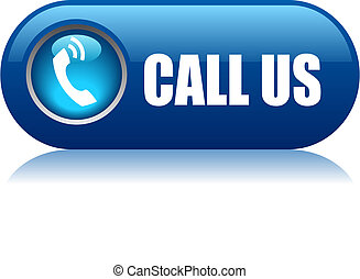 Call us vector button