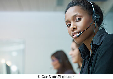 calldesk, werkende vrouwen