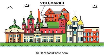 calles, conjunto, panorama, edificios, arquitectura,...