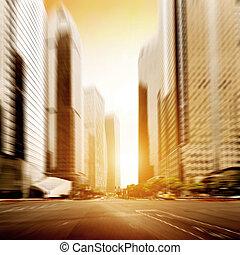 calles de ciudad