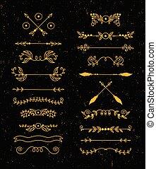 calligraphic., alapismeretek