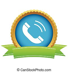 Calling certificate icon