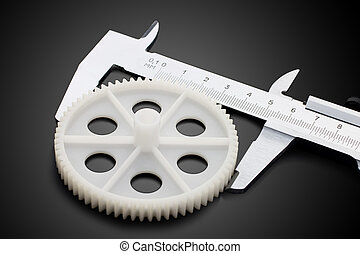 Callipers and gear