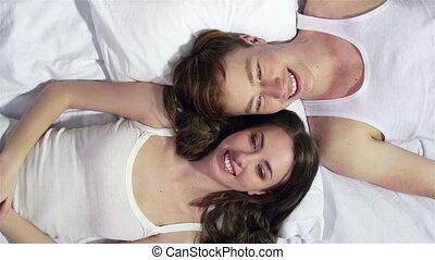 Calm Couple