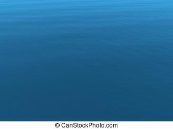 Calm sea. Calm ocean. Background