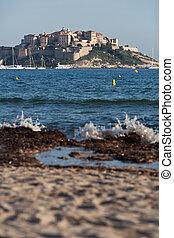 Calvi, Corsica., France