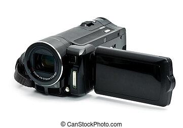 caméscope, numérique
