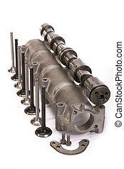 cam-shaft, エンジン, 収集