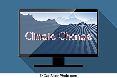 cambiamento clima