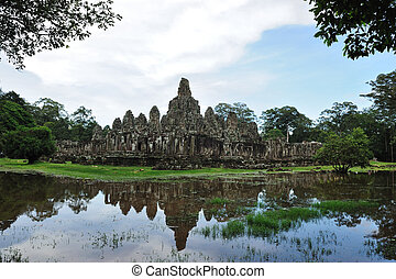 Cambodia - Angkor - Bayon temple