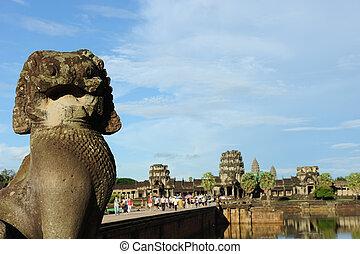 Cambodia - Angkor wat temple