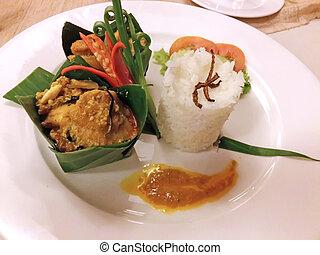 Cambodia Khmer Food