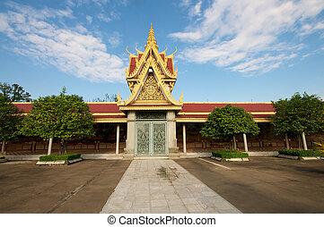 Cambodia's Royal Palace - Royal Palace in Phnom Penh,...