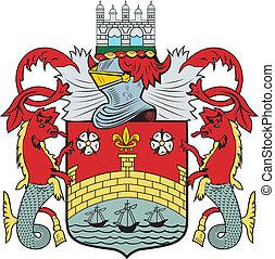 Cambridge city coa - Various vector flags, state symbols, ...