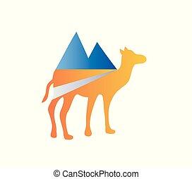 Camel Adventure Logo