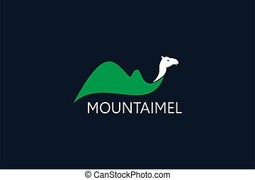 camel mountain logo