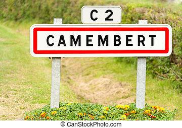 camembert, dorf