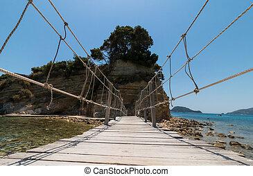 Cameo (Agios Sostis), small island in Zakynthos, Greece