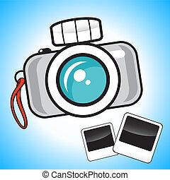 Camera and photos