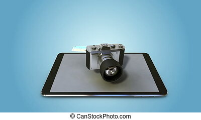 Camera application function for Smart phone. smart pad, mobile