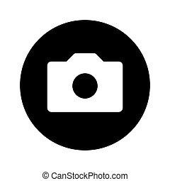Camera Button System Icon - msidiqf