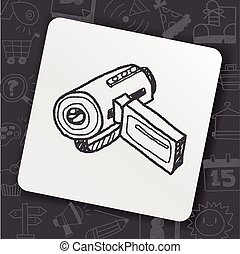camera doodle