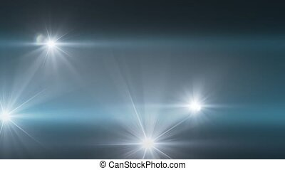 Paparazzi multiple camera flash lights with flares. Video duration is 10 seconds, easily loopable. Video is with camera shutter and flash sound fx. Instructions of using: Set the composite or transfer mode to screen or adjust video layer opacity to one you need and control the opacity to taste with ...