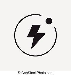 camera flash mode icon