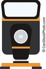 Camera flash speed photography white equipment. - Camera...
