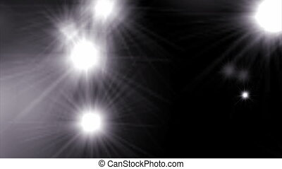 Camera Flashes with Sound