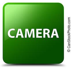 Camera green square button