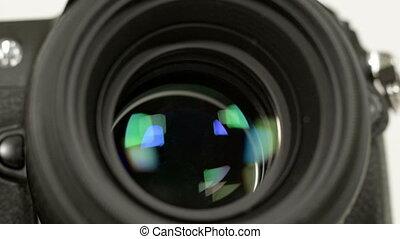 camera iris long exposures loop